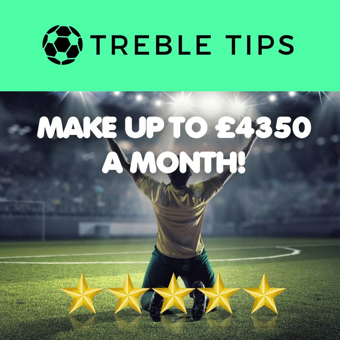 Football treble betting tips online sports betting ufc odds