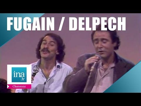 "Michel Delpech et Michel Fugain ""Chez Laurette"" (live officiel) 