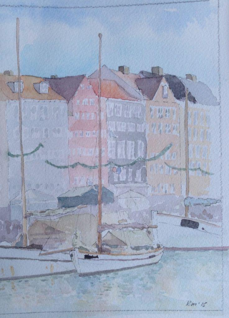 Copenhagen, Dec '15