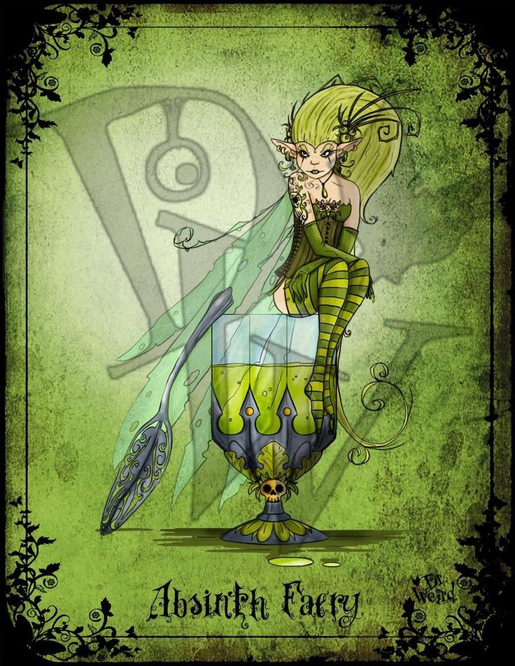 178 best Absinthe images on Pinterest | Green fairy, Jade