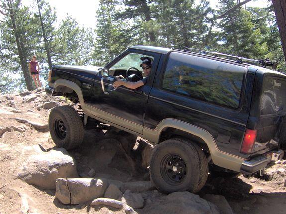thighman 1990 Ford Bronco II 6725121