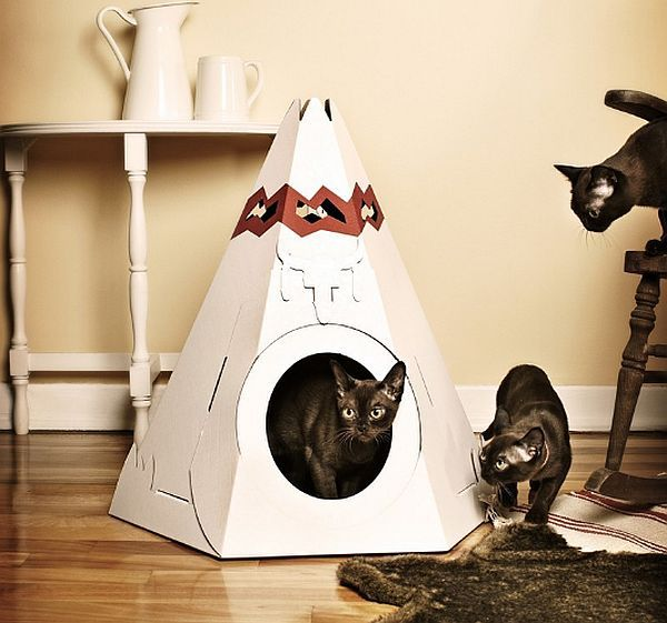 After The Success Of The Canadian Cat Cabin, Design Duo Loyal Luxe Have  Created A