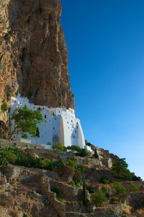 Hozoviotissa Monastery, Amorgos