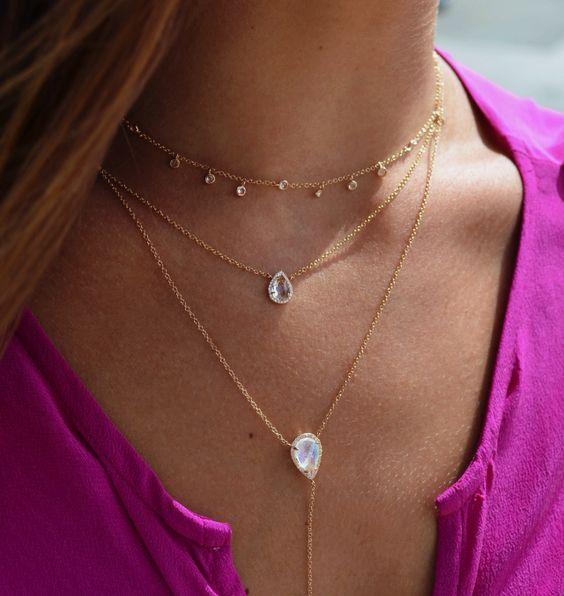 Découvrez des bijoux femme à la pointe de la mode. Les bijoux sont les acces…