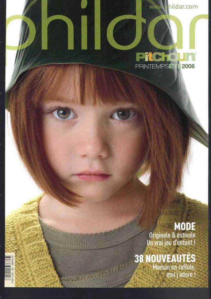 Catalogue phildar été 2008
