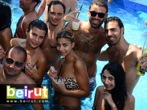 Crème Brûlée Pool Party, Album, (52 Photos) was taken on Jun 24, 2012, Beirut: Spend a full day under the sun with groovy music and a mouthwatering open air BBQ at Utopia Beach. Party by the pool with rounds of fruity shots and dance the day away to the coolest beats and newest music while bask...