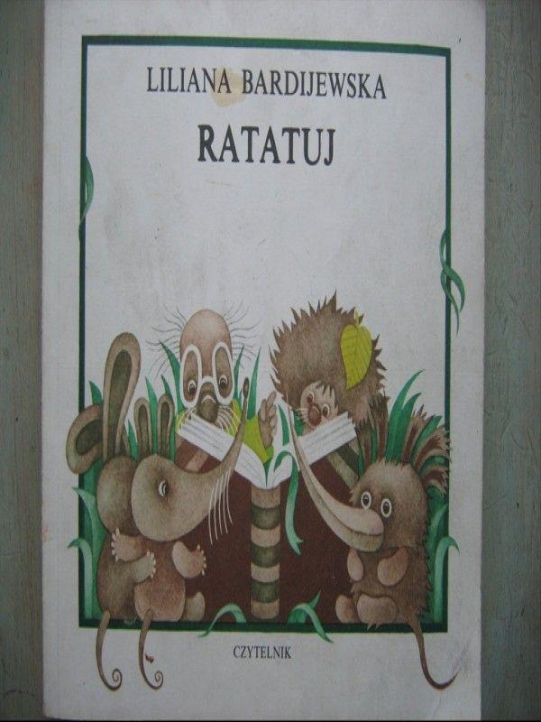 Literatura dla dzieci » Ratatuj - Antykwariat Bazar - książki dla dzieci, książki techniczne, stare książki dla dzieci, literatura dla dziec...