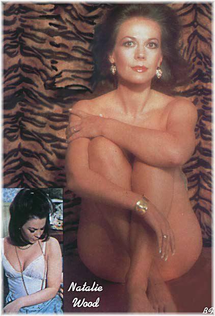 Natalie Wood Nude  Natalie Wood Naked  Sexy Celebrity -8529