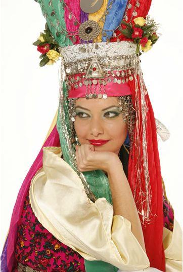 Turkish bride, Türk kızı   Mate Kostüm