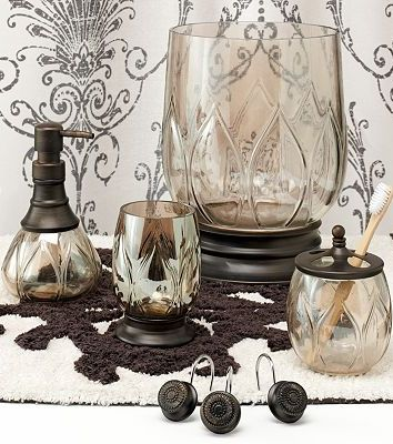 17 Best Images About Bath Accessories On Pinterest Ceramics Mercury Glass And Belle