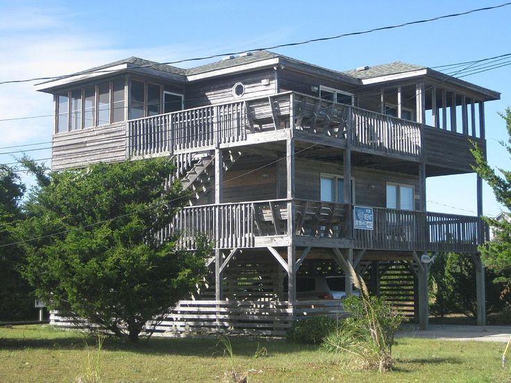 House vacation rental in Salvo, North Carolina, United States of America from VRBO.com! #vacation #rental #travel #vrbo