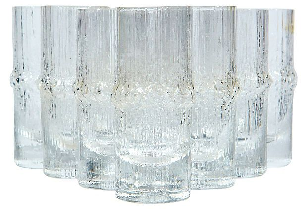 Iittala Shot Glasses, S/11 on OneKingsLane.com