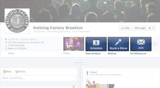 New ideas for Facebook Timeline....