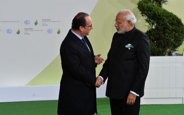 PM's meetings on sidelines of COP21 in Paris