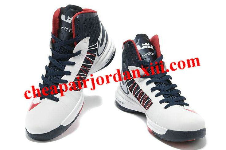 Nike Lunar Hyperdunk 2013 USA Basketball Shoes