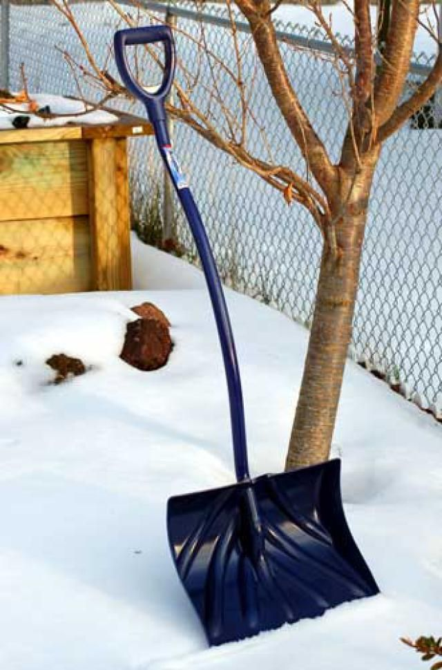Think You Know All There Is to Know About Shoveling Snow?: Shovel Snow Ergonomically and Save Your Back!
