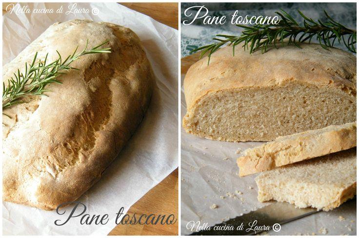 pane toscano - nella cucina di laura