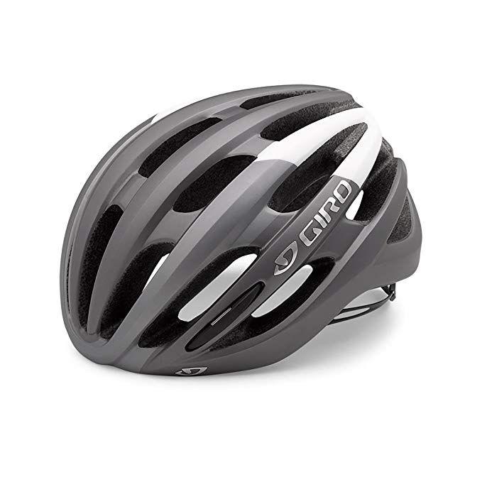 Giro Foray Helmet Matte Titanium White M Review Cycling Helmet Bike Helmet Helmet
