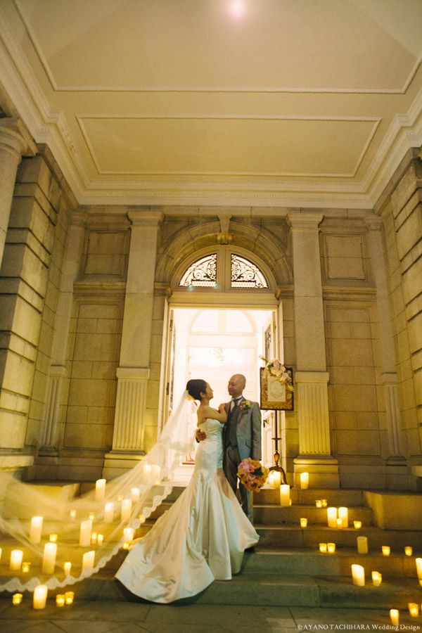 Hiroshi & Maya Wedding by AYANO TACHIHARA Wedding Design