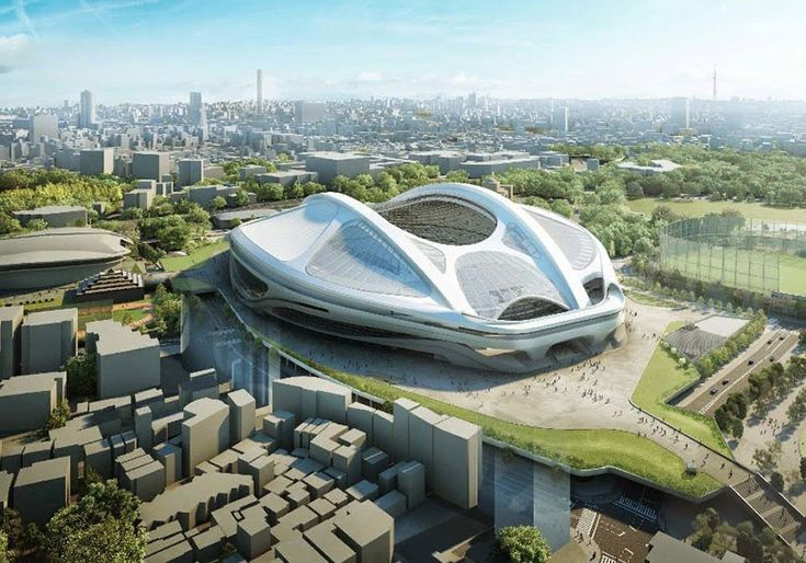 zaha hadid speaks out on tokyo olympic stadium controversy