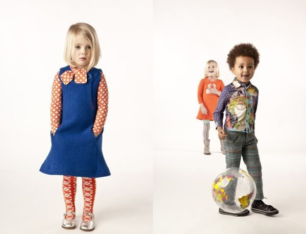 Little History a Whats in fashion for kids at Playtime Paris 2012?