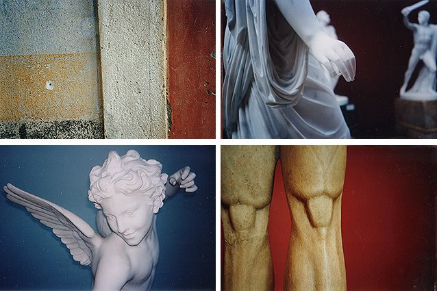 Funny ancient knees