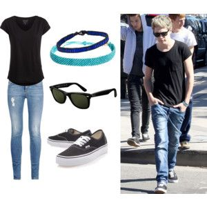 """""""Inspired In Niall Horan I"""" by yuliziithax on Polyvore"""