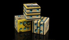 The Premier Store Turns Recycled Skateboards Into Dice #design #creativity trendhunter.com