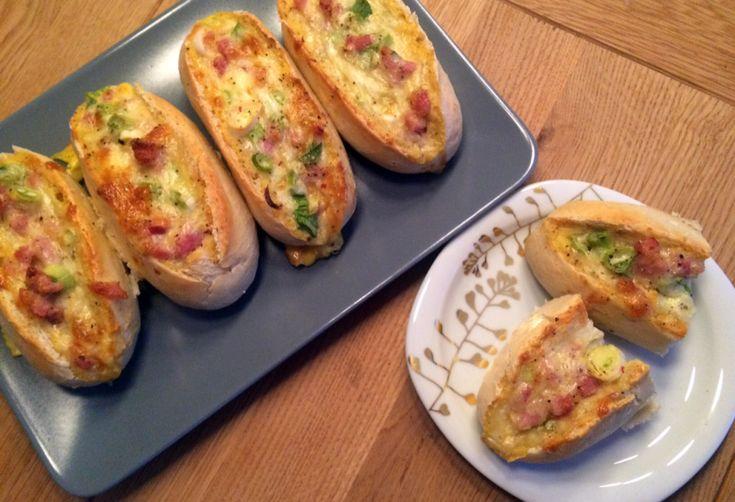 Omelettbåter