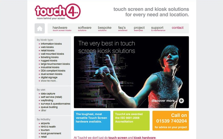 Touch4, 29th April 2010