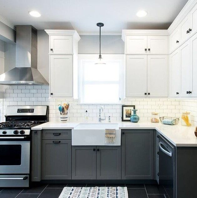 Tips On Painting Kitchen Cabinets: Best 25+ Two Tone Paint Ideas On Pinterest