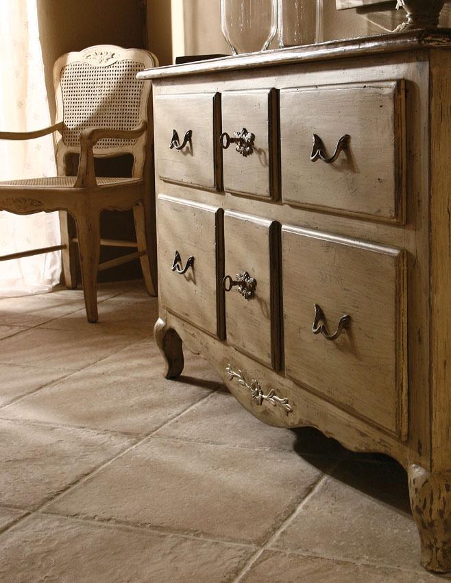 Commode 6 tiroirs -  Collection Châteaux & Dépendances - Copyright Interior's France