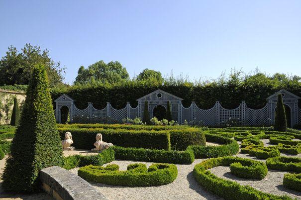 Les Jardins du Château d'Ainay-le-Vieil - Jardins Secrets en Berry - Les Plus Berry Province - Berry Province
