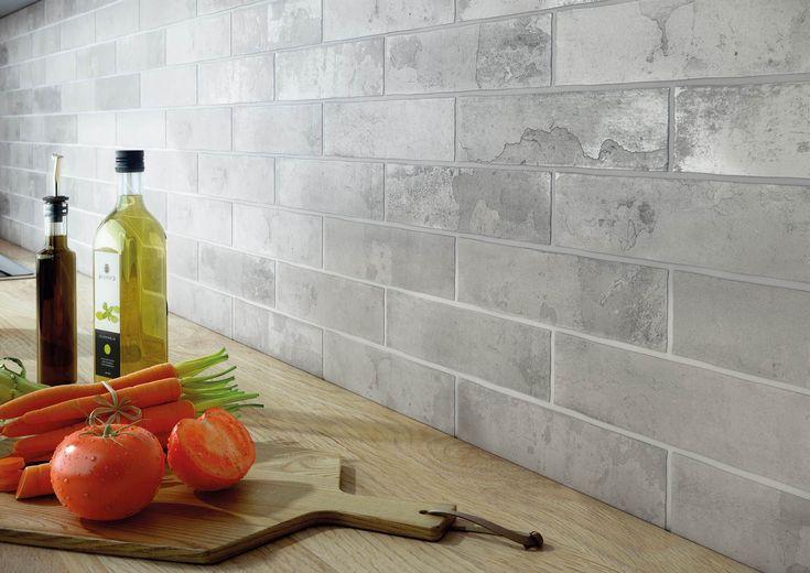 Revestimiento para las paredes de la #cocina #IdeaTuHogar