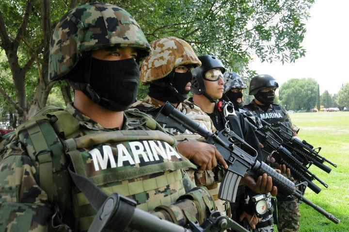 Fuerzas especiales marina armada de México - Taringa!