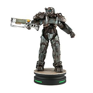 Modern Icons #1 - Fallout 4 T-60 Power Armor Statue | ThinkGeek