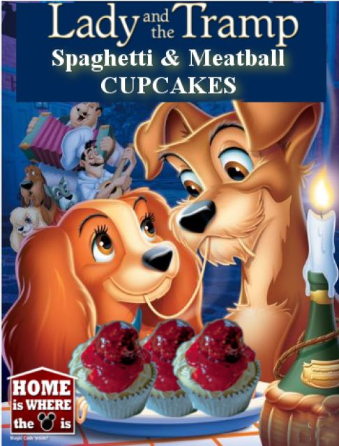 24 best Disneys Lady and the Tramp Recipes images on Pinterest