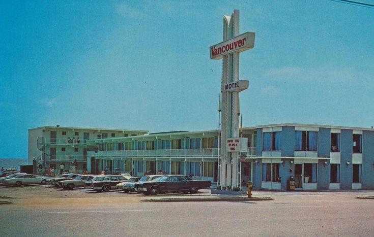 Vancouver Motel - Myrtle Beach, South Carolina | by The Cardboard America Archives