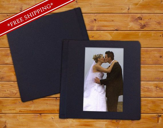 Custom Wedding Album with Cameo and Genuine by TheDesignsEnchanted