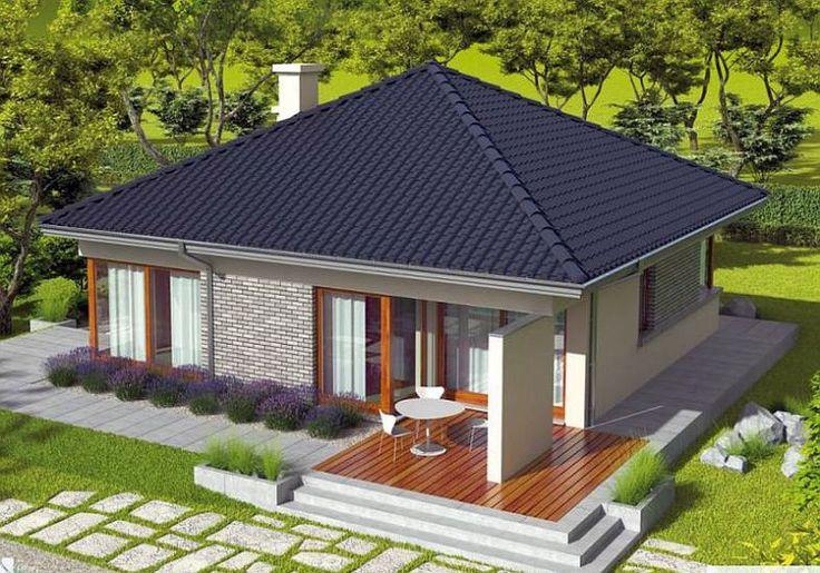 3 case mici, sub 100 de metri patrati - Case practice