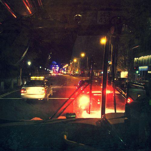 Night in Dublin