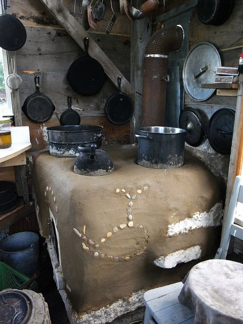 stove-whale-mosaic by The Year of Mud