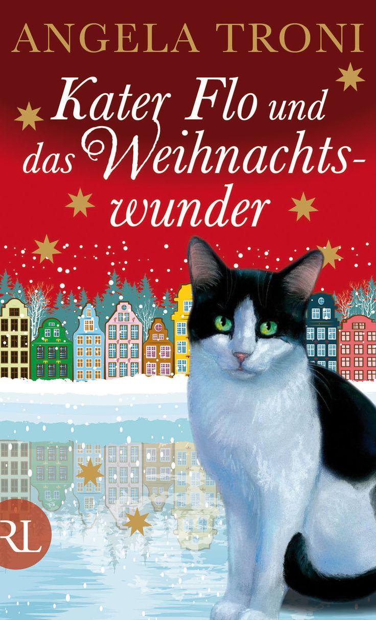 Ein Kater rettet das Weihnachtfest   Der mittlerweile zwölfjährige Kater Flo genießt sein Leben in vollen Zügen. Sein Lieblingsplatz ist ein knallgrünes Kuschelkissen auf einem Stuhl in dem Raum, in dem seine Dosenöffnerin Heike als Ergotherapeutin tagsüber mit ihren Patienten arbeitet. Zwei Etagen über ihm wohnt die liebenswerte Katzendame Shamila, der er gerne einen Besuch abstattet. Leider muss er dazu an Herrn Scheuermann vorbei, einem griesgrämigen Rentner ... #bücher #weihnachten
