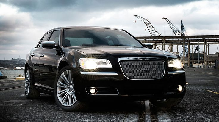 2014 Chrysler 300 - Luxury Sedan with Available All-Wheel Drive