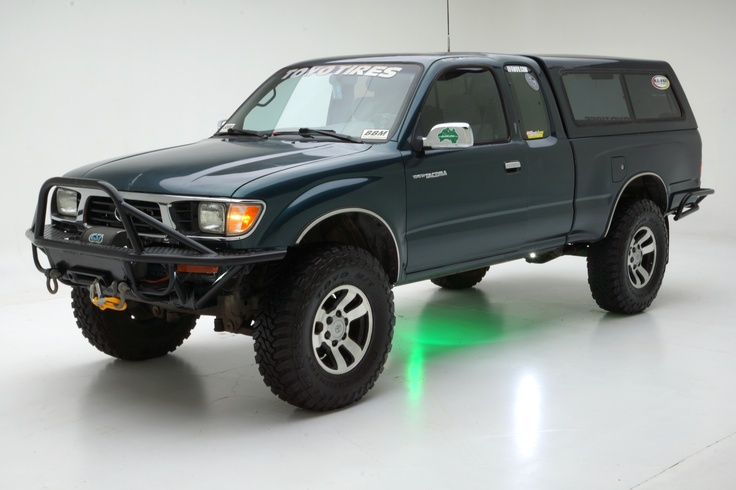 4wd Toyota Owner Magazine Project Tacoma 1996 V6 3 4l Toyo