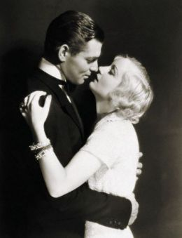 Clark Gable and Carol Lombard - the most glamorous couple, tragically she died at 33 in a plane crash. Gable never got over and started drinking heavily after her Death.. RIP