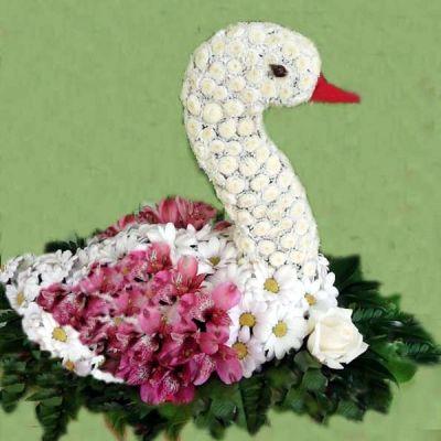Arreglos florales de animalitos                                                                                                                                                                                 Más