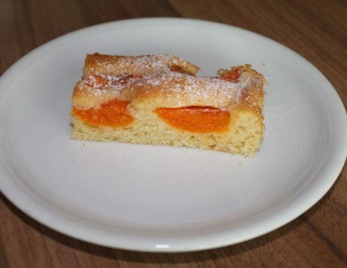 Feiner Marillenkuchen - Rezept - ichkoche.at
