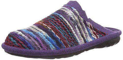 Romika Mikado 66, Damen Pantoffeln, Mehrfarbig (lila-multi 583), 41 EU - http://on-line-kaufen.de/romika/41-eu-romika-mikado-66-damen-pantoffeln-3