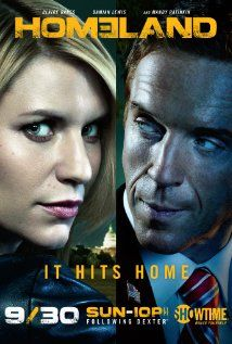 HOMELAND (2011 - ) Marine Sergeant Nicholas Brody returns home eight years after going missing in Iraq. Carrie Mathison, a driven CIA officer, suspects he might be plotting an attack on America.